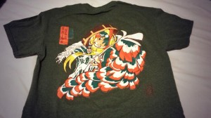 2013 Anime USA Shirt
