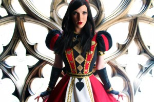 Joshua Hart, Cosplay Guest of Anime USA 2014