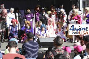 Sakura Matsuri Cosplay Fashion Show
